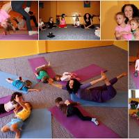 Семинар Йога для детей «Искусство жизни»